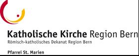 Logo Pfarrei St. Marien Bern